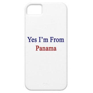 Soy sí de Panamá iPhone 5 Case-Mate Funda