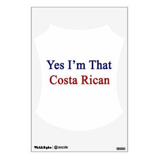 Soy sí esa costa Rican
