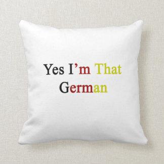 Soy sí ese alemán