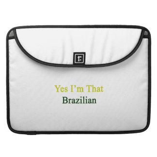 Soy sí ese brasilen o funda para macbooks