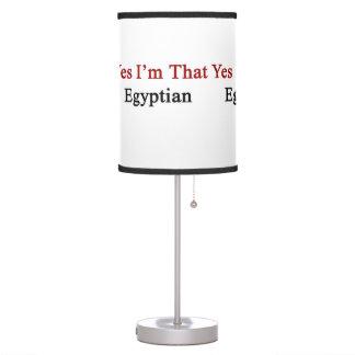 Soy sí ese egipcio