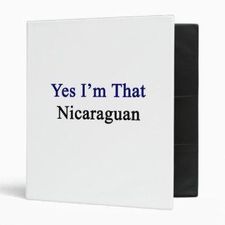 Soy sí ese Nicaraguan