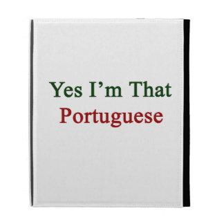 Soy sí ese portugués