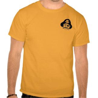 Soy sí pirata camiseta