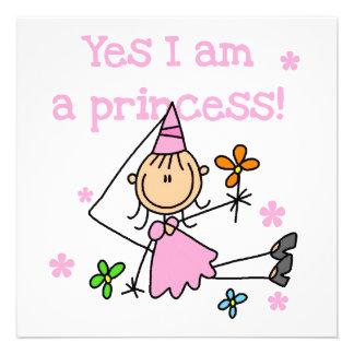 Soy sí princesa comunicado personal