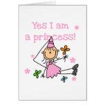 Soy sí princesa felicitación