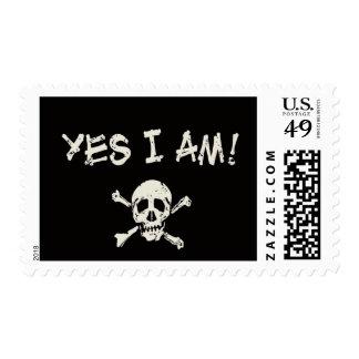 Soy sí un sello del pirata