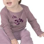 Soy símbolo símbolo budista/hindú de Aum de OM-ish Camisetas