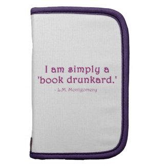 Soy simplemente un borrachín del libro organizador