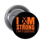 Soy - soy un superviviente - esclerosis múltiple f pin