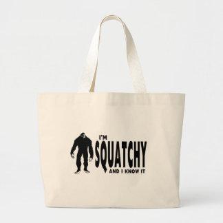 Soy Squatchy Bolsas De Mano