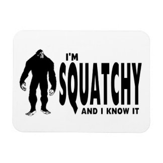 Soy Squatchy Iman