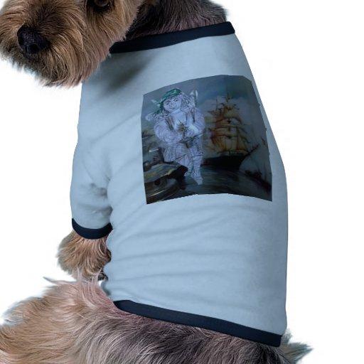 Soy steerin'reg que éste aquí envía camisa de mascota