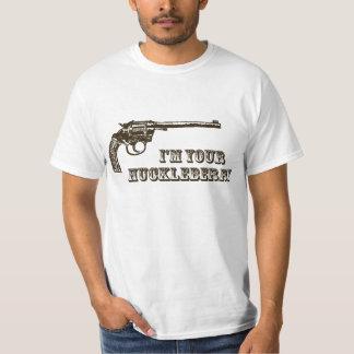 Soy su arma occidental del arándano camisas