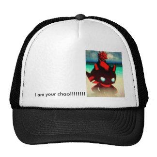 ¡Soy su chao!!!!!!!! gorra
