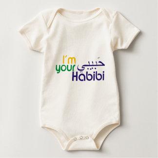 Soy su Habibi Body Para Bebé
