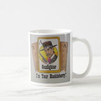 Soy su Huckelberry Taza De Café