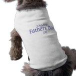 Soy su regalo del día de padres camisas de perritos