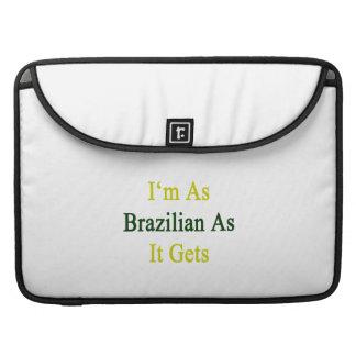 Soy tan brasileño como consigue fundas para macbooks