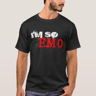 Soy TAN EMO Playera
