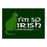 Soy tan irlandés felicitaciones