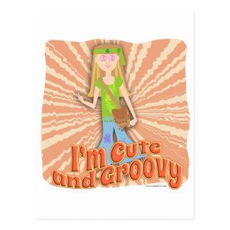 Soy tan lindo y maravilloso también tarjetas postales