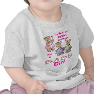 Soy tan orgulloso - niña camisetas