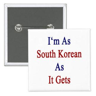 Soy tan surcoreano como consigue pin