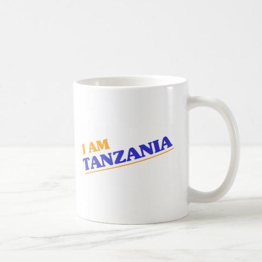 Soy Tanzania Tazas