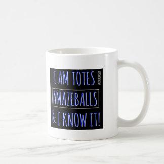 Soy taza de Amazeballs de los totes