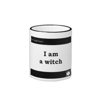 Soy taza de una bruja