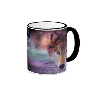 Soy taza del lobo