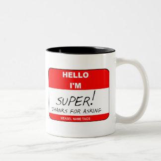 Soy taza estupenda