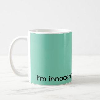 Soy taza inocente del perrito