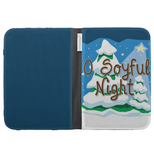 Soy Themed Holiday Case For The Kindle