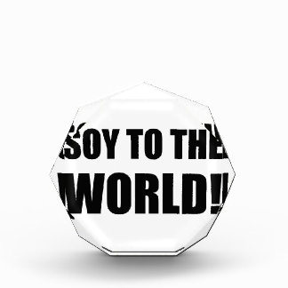 Soy To The World Award