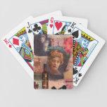 Soy todo en el mar baraja cartas de poker