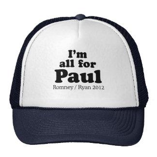 Soy TODO PARA PAUL RYAN.png Gorros