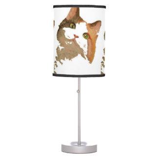Soy todos los oídos lámpara de mesa