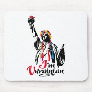Soy ucraniano mousepad