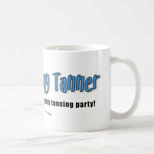 Soy un aerosol Tanner Taza