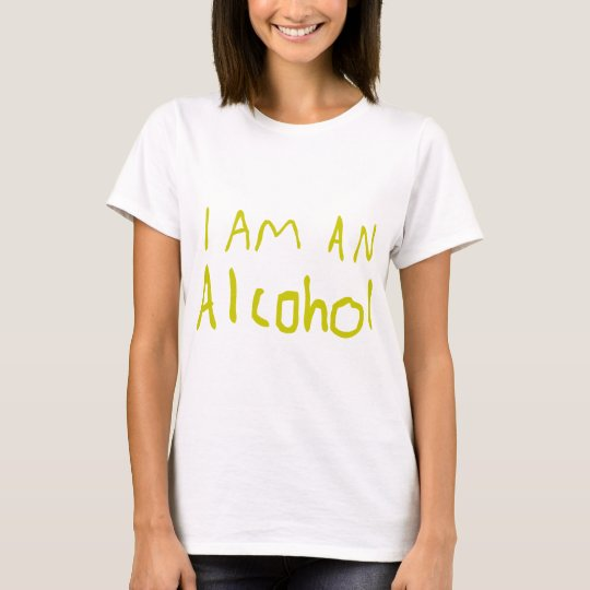 Soy un alcohol playera