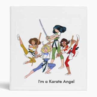Soy un ángel del karate