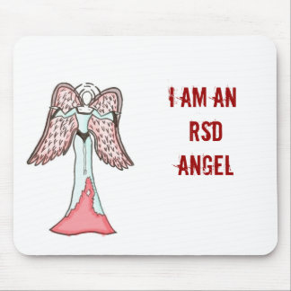 Soy un ángel Mousepad de RSD