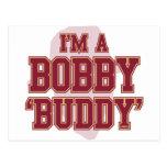 Soy un Bobby 'Buddy Tarjeta Postal