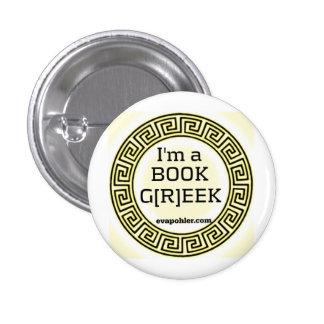 Soy un botón de la EEK de G del LIBRO [R] en el an Pin Redondo De 1 Pulgada