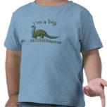 Soy un brothersaurus grande a solas camiseta
