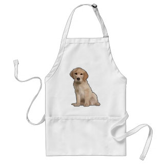 Soy un cachorrito adult apron