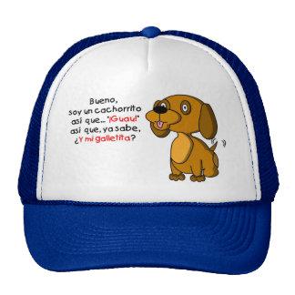 Soy un cachorrito trucker hats