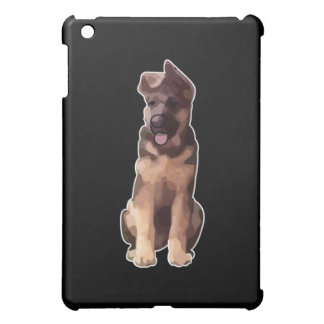 Soy un cachorrito cover for the iPad mini